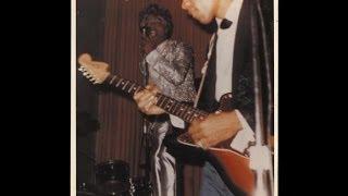 Jimi Hendrix and Little Richard / the story