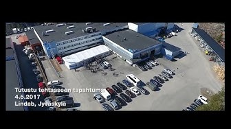 Tutustu Tehtaaseen -päivä | 4.5.2017 | Lindab Jyväskylä