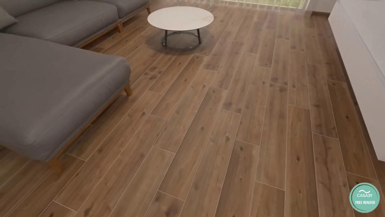 Ragno Gres Porcellanato Effetto Legno ragno woodtale noce wood effect tiles on casa39