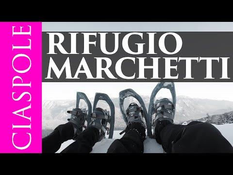 Dal Passo Bordala (1250 m) al Rifugio Marchetti (2012 m) sul Monte Stivo