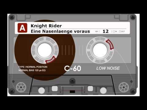 Knight Rider - 12 - Eine Nasenlaenge voraus [Audio, Hörspiel]
