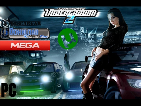 crack need for speed underground 2 pc español