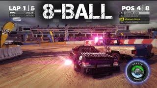DiRT Showdown - 8-Ball Gameplay [1080p]
