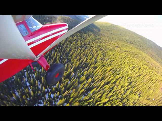 Fish Lake USFS - S92 - Takeoff (Idaho backountry) HD