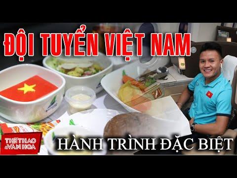 Đội tuyển Việt Nam bay chuyên cơ, ở khách sạn 5 sao và chuẩn bị quyết đấu. VÒNG LOẠI WORLD CUP 2022