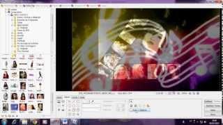 Como fazer um Blend simples com faixas no PhotoScape