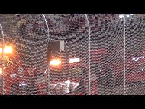 Strawberry Cup-Super Sport Crash! @ Willamette Speedway 2017