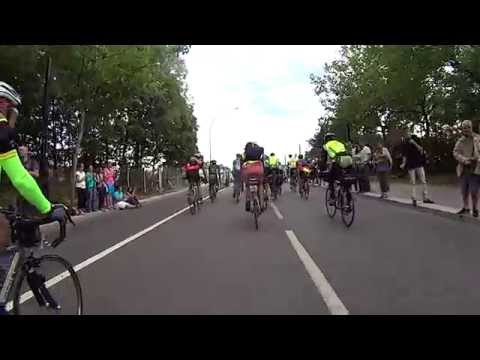 Paris Brest Paris (PBP) 2015 - Group K start