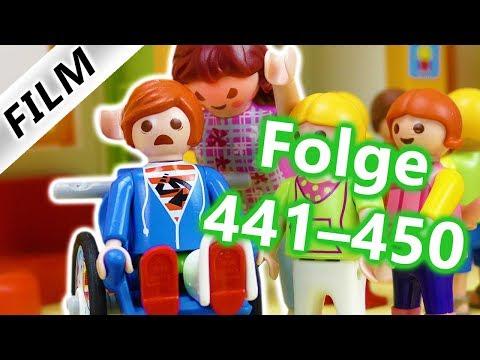 Playmobil Filme Familie Vogel: Folge 441-450 | Kinderserie | Videosammlung Compilation Deutsch