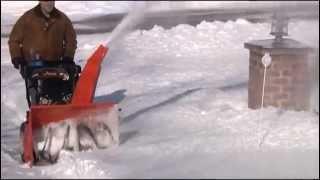 Профессиональные снегоуборщики Ariens