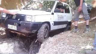 Off Road Panda 4x4