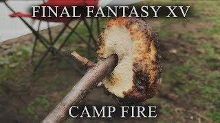 CHOCOBROS Presents Final Fantasy XV Campfire