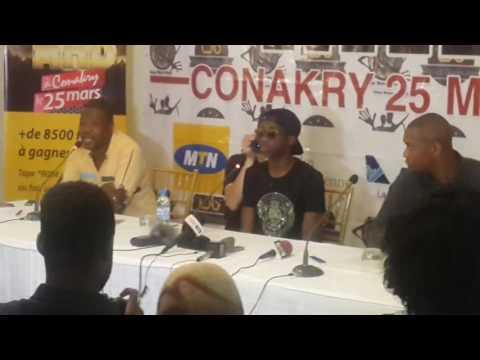 MHD à Conakry