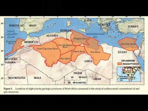 Le plus grand gisement de pétrole du monde..au Maroc..s'étend  sur 7000 km2 - Sud Casa /Essaouira