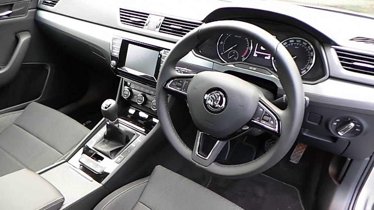 152d22402 2015 skoda superb combi ambition 1 6tdi 120bhp motor tax 200 3 youtube. Black Bedroom Furniture Sets. Home Design Ideas
