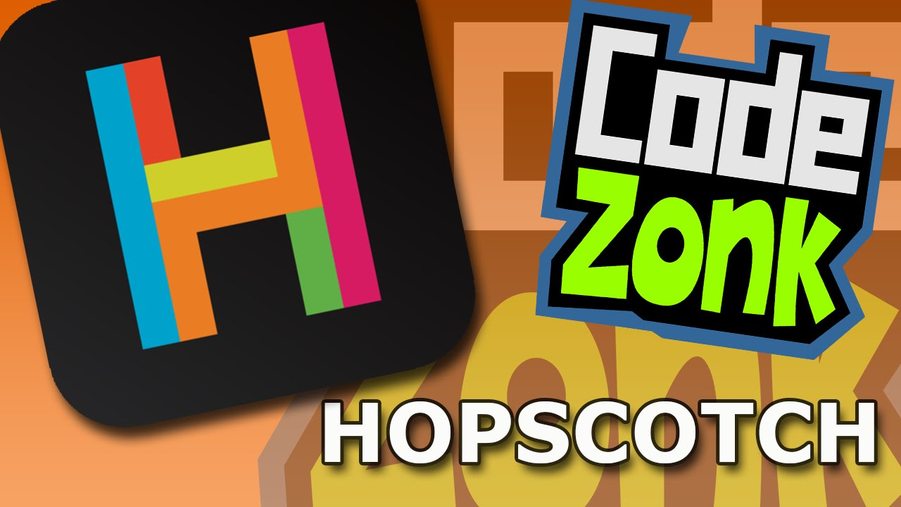 Coding for Kids - Hopscotch app on iOS/iPad