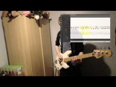 Misery Business - Paramore - Bass Cover with Tabs