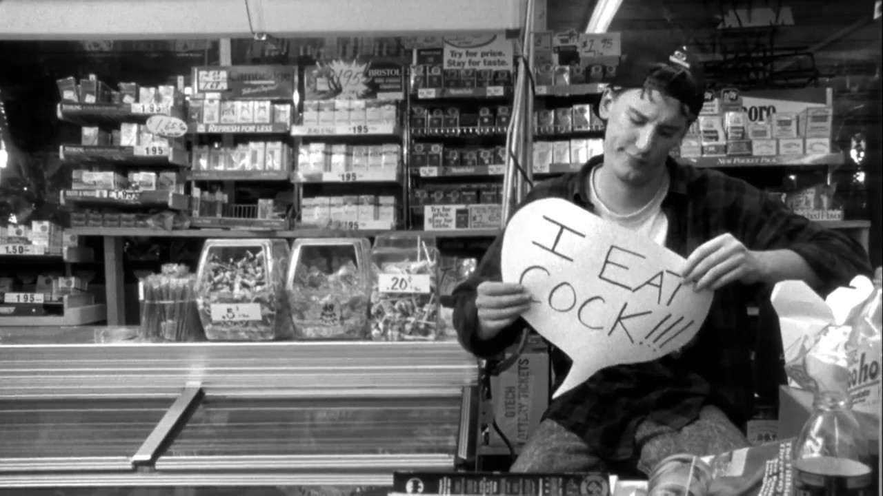 clerks film analysis Jose cruz professor kstofferahn film 200-01 5 may 2008 clerks film criticism kevin smith's 1994 debut feature film clerks tells the story about.