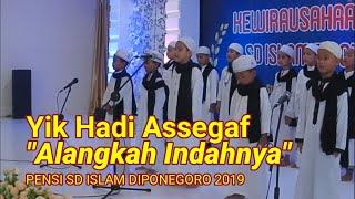 """Download Easy Fun #31: Yik Hadi Assegaf """"Alangkah Indahnya"""" - Pensi SD Islam Diponegoro"""