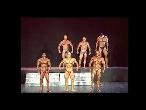 Kampionati I Bodybuilding 2006 - Gara Per Fituesin Mbare Kombetar 2006