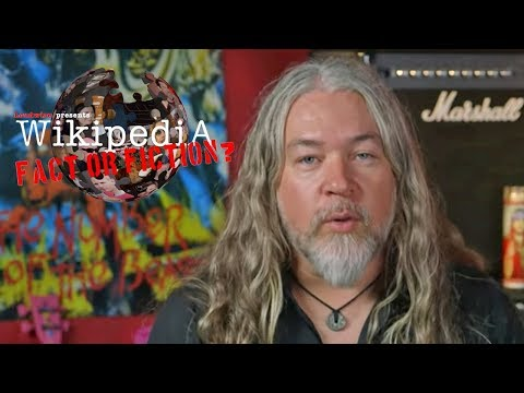 Meshuggah - Wikipedia: Fact or Fiction?