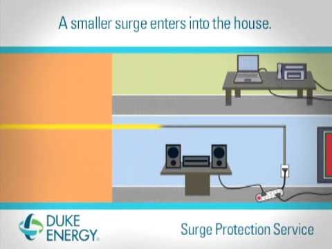 Surge Protection - Duke Energy Florida