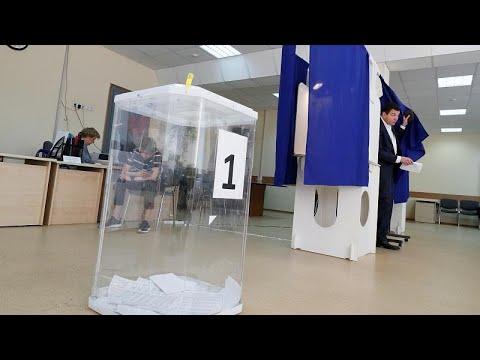 مداهمات واعتقالات واسعة في روسيا عقب الإنتخابات والمعارضة تصف الوضع بالهستيري…  - 20:54-2019 / 9 / 12