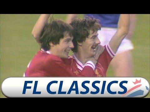 Everton 0 v Liverpool 5  198283  Football League Classic Matches
