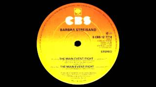 Barbra Streisand - The Main Event (Long Version) CBS Records 1979