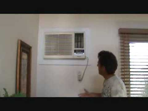 Trouble shooting a wall mounted air conditioner: do it yourself ...