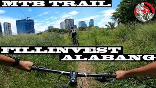 FILLINVEST ALABANG MTB TRAIL | IKOT-IKOT LANG | 4K