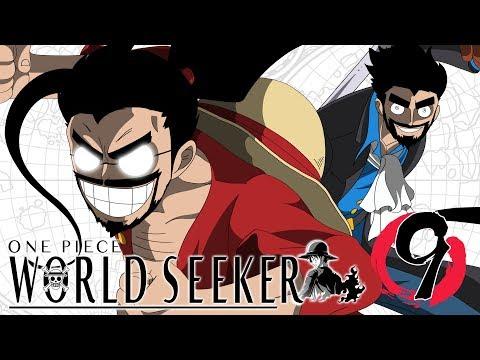 One Piece World Seeker: RF Plays Episode 9