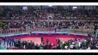 CEV Denizbank Champions League 2015-2016: Awarding Ceremony