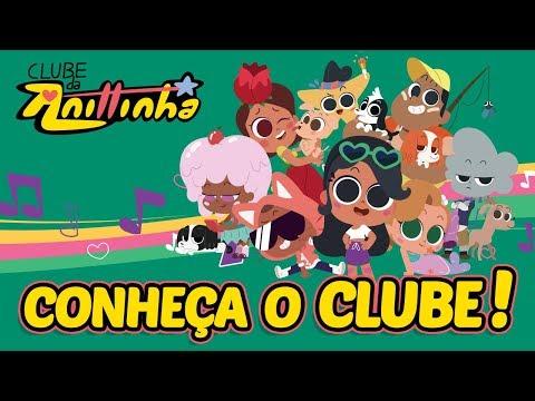 Clube Da Anittinha | Anitta Apresenta A Turma Toda! | Episódio Completo