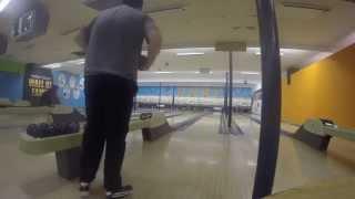 5 Pin Bowling Match - Rob vs Brett vs Sam