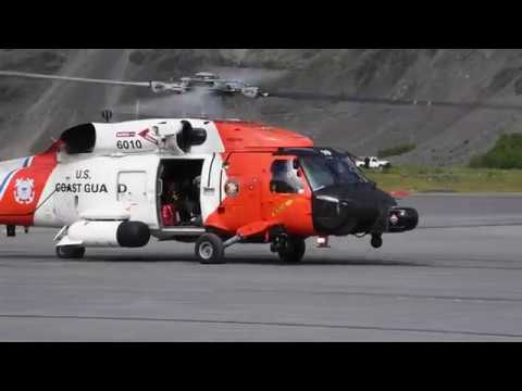 Andrew: I wish to be a U.S. Coast Guard Rescue Swimmer