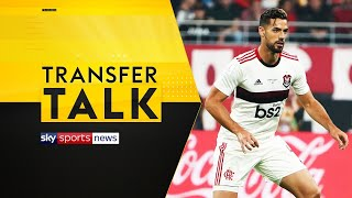 Pablo Mari at Arsenal for medical! | Transfer Talk