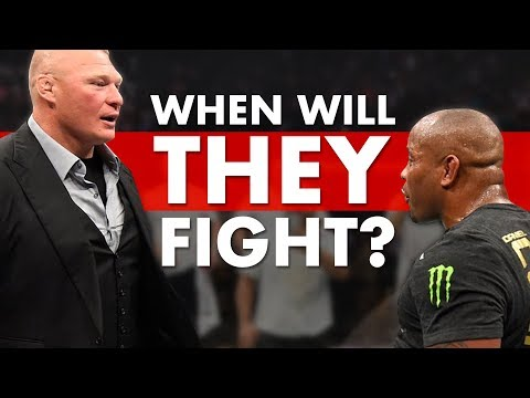 Brock Lesnar vs Daniel Cormier: What's Next?