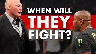 Brock Lesnar vs Daniel Cormier: What's Next?