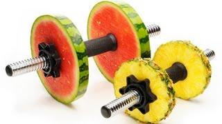 Как похудеть? Программа питания и спорт. Часть 2.