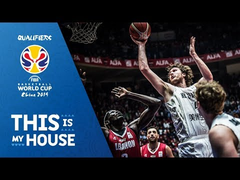 Lebanon v New Zealand - Highlights - FIBA Basketball World Cup 2019 - Asian Qualifiers