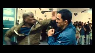 Форсаж 6  сцена боя из фильма