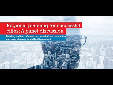 IMPACT Event: Regional planning for successful cities