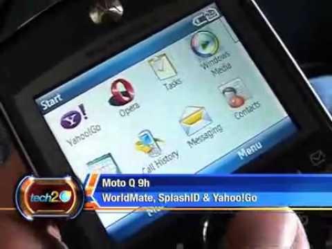 Moto Q 9h