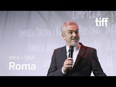 ROMA Cast and Crew Q&A | TIFF 2018