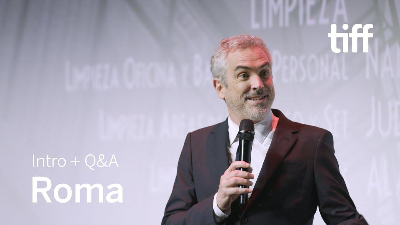 Ver ROMA Cast and Crew Q&A | TIFF 2018 en Español