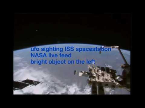 NEW UFOs NASA live feed Amazing ufo Sightings NASA alien captured on tape