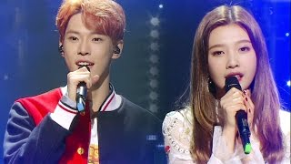 《Special Stage》 JOY (Red Velvet) X Do Young (NCT) - First Christmas @인기가요 Inkigayo 20161218