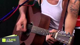 Asaf Avidan - Love it or leave it - Le Live