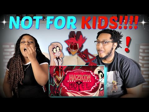 Hazbin Hotel Pilot REACTION!!